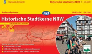 Radroute Historische Stadtkerne