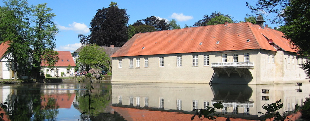 Wasserschloss Haus Marck_Tecklenburg_Fotograf C. Kienemann