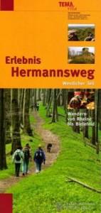 Wanderbuch: Erlebnis Hermannsweg