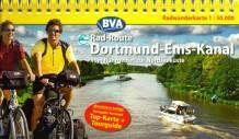 Radwanderkarte Dortmund-Ems-Kanal