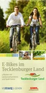 E-Bikes im Tecklenburger Land