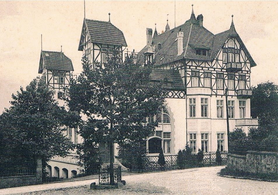 Burggraf um 1905