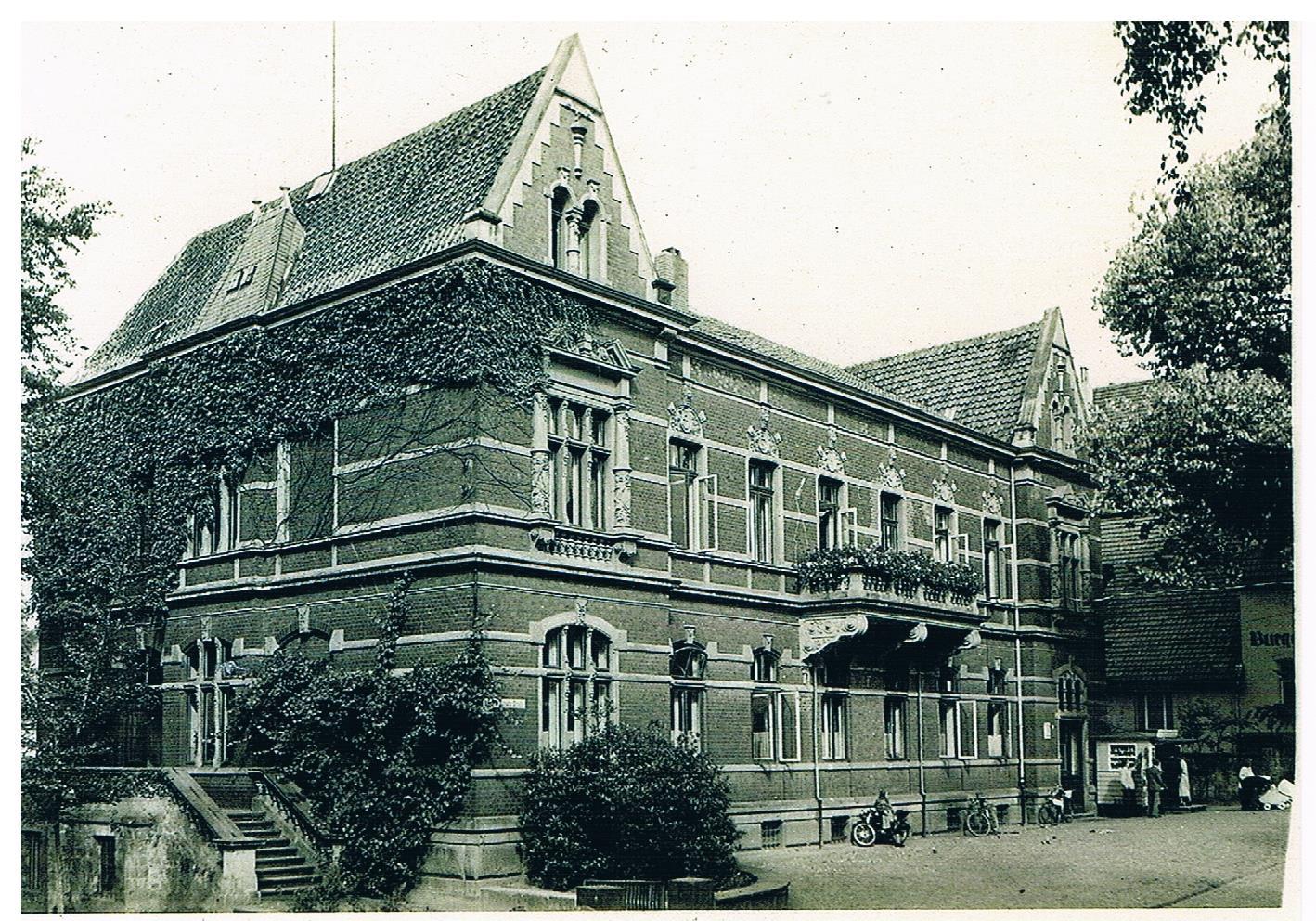 Landratsamt um 1953