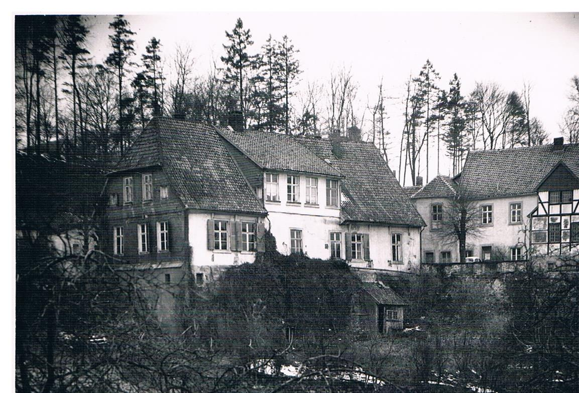 Meesenhof, um 1950