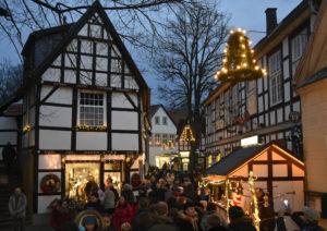 Altstadtzauber Tecklenburg (2)