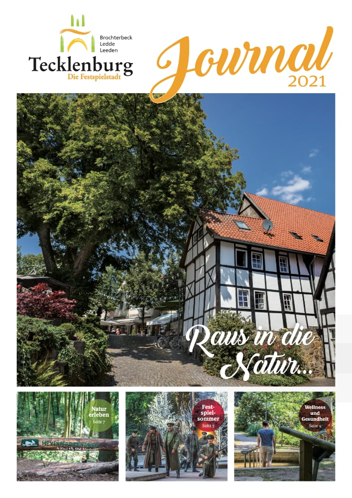 Tecklenburg Journal 2021